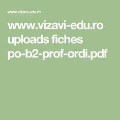 www.vizavi-edu.ro uploads fiches po-b2-prof-ordi.pdf