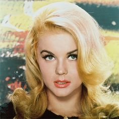 Ann-Margret went strawberry blond to star in Viva Las Vegas opposite of #Elvis. http://www.instyle.com/instyle/package/transformations/photos/0,,20290120_20481107_20936437,00.html