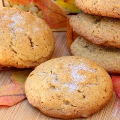 Taro Brand Taro Pumpkin Spice Macadamia Cookies
