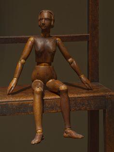 Ydessa Hendeles: From her wooden sleep… at the ICA Artist Mannequin, 21st Century, Art Gallery, Sleep, Sculpture, Statue, Presentation, Reading, Room