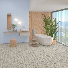 Porcelain tiles range Stracciatella in size, is a porcelain tile with marbles like finish.