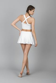 #Angel skirt with shorts