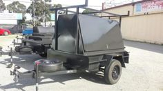 Our trailers are built to carry all the equipment you need for a day's work.  http://www.michaelstrailers.com.au/tradesman-trailers-melbourne.html