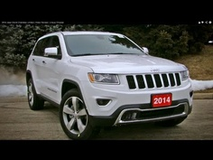 Take a video tour of the 2014 Jeep Grand Cherokee Limited! Available now.  www.UniqueChrysler.com