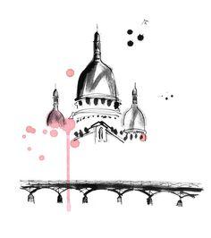 Sacre Coeur, 2012 | Lovisa Burfitt