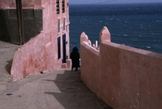 """ MOROCCO. Tangiers. 1995.—Bruno Barbey ""                                                                                                                                                                                 More"