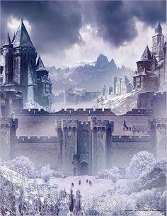 Winterfell House Stark <3<3