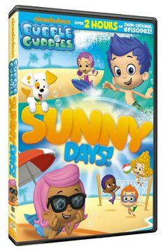 $9.96 Bubble Guppies: Sunny Days!