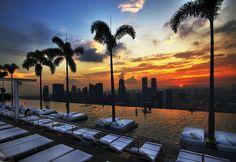 Marina Bay Sands Hotel / Singapur
