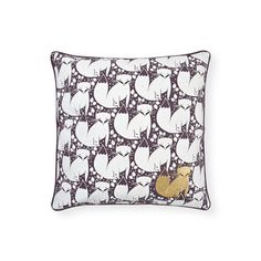 Printed Cotton Pillow   ZARA HOME United States of America