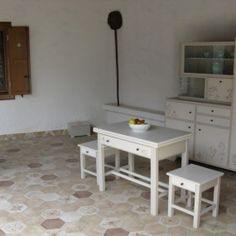 4 Vanity, Retro, Furniture, Home Decor, Dressing Tables, Powder Room, Decoration Home, Room Decor, Vanity Set