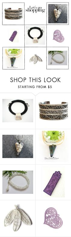 """Gifts for Her"" by keepsakedesignbycmm ❤ liked on Polyvore featuring Lois Hill, jewelry and accessories"