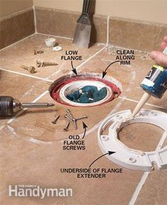 How to Repair a Leaking Toilet | The Family Handyman