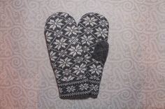 Items similar to Hand-made adult mittens with ornament, wool mittens, Christmas Gift, Estonian mittens on Etsy Star Patterns, Mittens, Knitwear, Ornament, Hands, Wool, Stars, Knitting, Trending Outfits