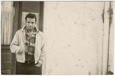 Jack Kerouac by William S Burroughs - Tangier, 1957