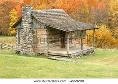 Log Cabin Homes, Log Cabin Ideas, Log Cabin Interior, Log Cabin Kits - - Small Log Cabin, Log Cabin Kits, Little Cabin, Log Cabin Homes, Cozy Cabin, Cabin Plans, Cabin Ideas, Old Cabins, Cabins And Cottages