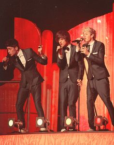 they look dashing<3