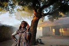 Meghwal Woman (Leonid Plotkin) Tags: woman india girl asia village traditional tribal tradition tribe ethnic gujarat kutch dholavira harijan meghwal katchchh