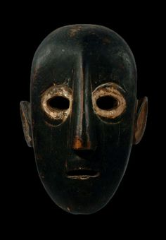 MASKS OF VIETNAM | Iban Dayak mask, late 19th /earley 20th century.