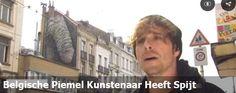 De Belgische Piemel Kunstenaar Heeft Spijt