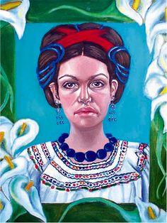 Obsessed With Frida Kahlo « Maya Talk