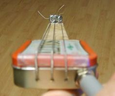 crafts altoids tins - Google Search
