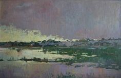 Derek Buckner - Landscape Series