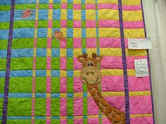 Kentucky State Fair | Baby's quilt. | Renae | Flickr