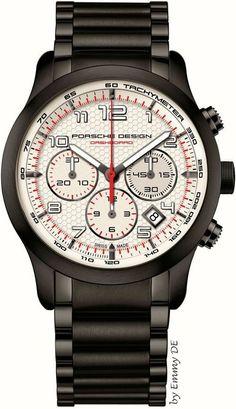Emmy DE * Porsche Design Dashboard P'6612 Mens Watch