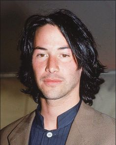Goodnight!❤️ #keanureeves #adorable #cute #love #90s