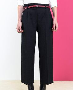 Tailored Trousers // Folk