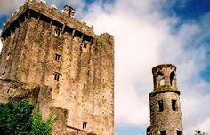 Blarney Castle Ruins, Ireland