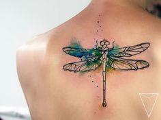 #tatuaz #wazka #plecy