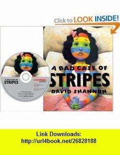 A Bad Case of Stripes - Audio (9780439924948) David Shannon , ISBN-10: 0439924944  , ISBN-13: 978-0439924948 ,  , tutorials , pdf , ebook , torrent , downloads , rapidshare , filesonic , hotfile , megaupload , fileserve Bad Case Of Stripes, David Shannon, Audio Books, Books Online, Good Night, Pdf, Tutorials, Author, Reading Levels