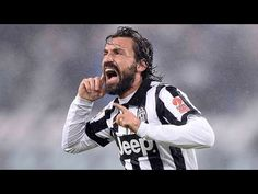 Keep calm and pass it to Pirlo - YouTube