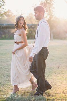 Backyard wedding in Winters, California - Sarah Maren Photographers
