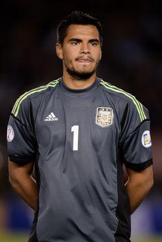 Sergio Romero - Argentina #footballplayer