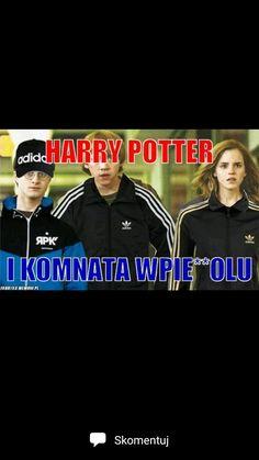 Wtf Funny, Funny Memes, Jokes, Harry Potter Fandom, Harry Potter Memes, Polish Memes, Giving Up On Life, Rupert Grint, Dramione