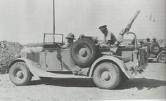 LRDG Ford desert patrol instead of the usual Chevys. Any idea what year model that is?