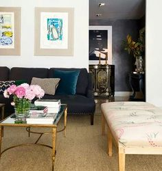 Texturas trendy y piezas muy bien escogidas en esta casa de Madrid_Revista Nuevo Estilo