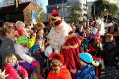 Intocht Sinterklaas 24-11-2013