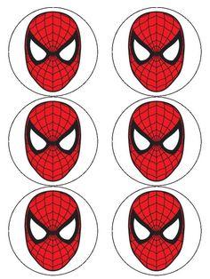 Resultado de imagen para spiderman face