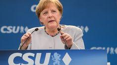 Μέρκελ: Η Ευρώπη δεν μπορεί να βασίζεται στους συμμάχους της