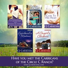 The Carrigans of The Circle C series Favorite Quotes, Favorite Things, Book Authors, Books, Matching Games, Shelf, Memories, Baseball Cards, Reading