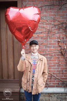 #RapMonster #Hearts #Love