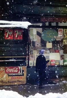 By the way...: Saul Leiter