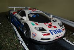 MCLAREN F1 GTR FINA 24 H Le Mans Ninco 50273