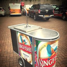 has had a makeover for Lager Beer, Mobile Bar, Craft Beer, Canning, Portable Bar, Home Canning, Home Brewing, Conservation