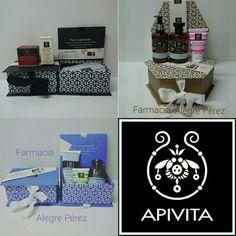 Gift boxes navideñas de Apivita Paper Bag Wrapping, Custom Packaging, Wraps, Branding, Prints, Design, Baby Gifts, Gift Boxes, Baskets