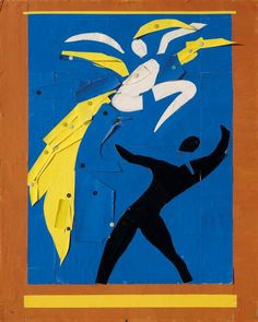 Two Dancers - Do Not Miss MoMA's Henri Matisse Exhibition until Feb. 8th, 2015